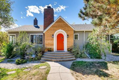 Wheat Ridge Single Family Home Active: 6800 West 29th Avenue