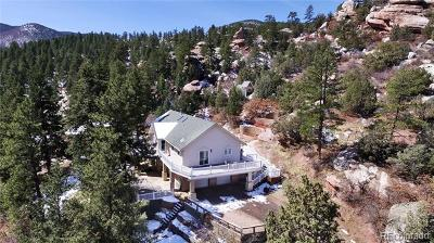 Larkspur CO Single Family Home Active: $645,000