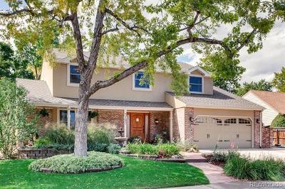 Littleton CO Single Family Home Active: $549,000