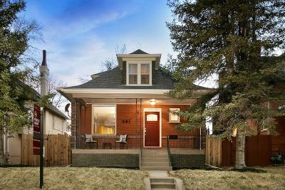 Single Family Home Active: 347 South Ogden Street