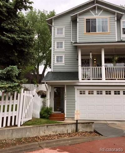 Arvada Condo/Townhouse Active: 6274 Olde Wadsworth Boulevard #A