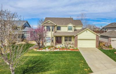 Thornton Single Family Home Under Contract: 13549 High Circle