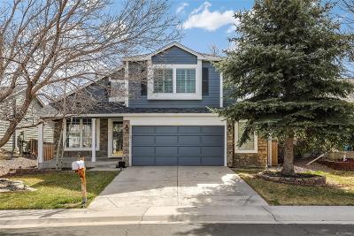 Castle Rock Single Family Home Active: 5266 East Hamilton Avenue