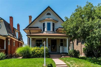 Single Family Home Under Contract: 337 South Sherman Street