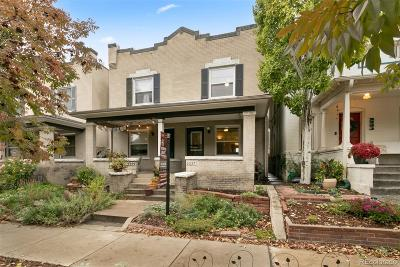 Condo/Townhouse Under Contract: 2227 East 14th Avenue