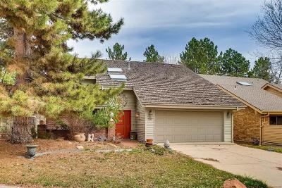 Boulder Single Family Home Active: 7157 Cedarwood Circle
