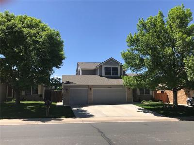 Thornton Single Family Home Under Contract: 12429 Josephine Street