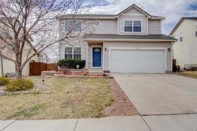 Fountain Single Family Home Under Contract: 859 Ridgebury Place