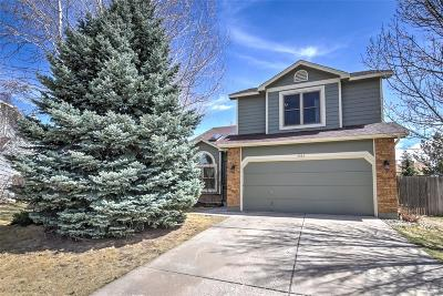 Briargate Single Family Home Active: 4565 Winthrop Way