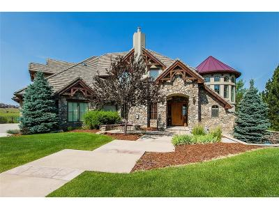 Highlands Ranch Single Family Home Active: 10285 Dowling Court