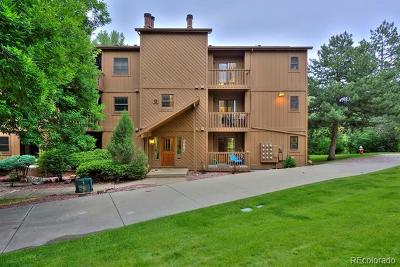 Boulder Condo/Townhouse Active: 2882 Sundown Lane #304