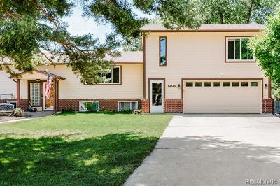 Lakewood Single Family Home Active: 10120 West Evans Avenue