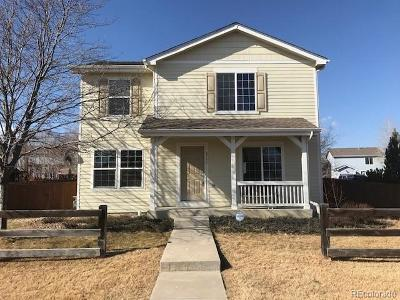 Fort Collins Single Family Home Under Contract: 6751 Brittany Drive