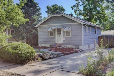 Single Family Home Active: 1824 South Gilpin Street
