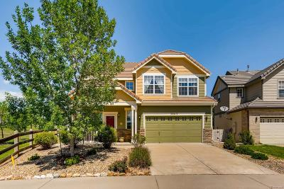 Castle Rock Single Family Home Active: 3803 Splendor Lane