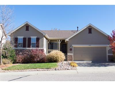 Douglas County Single Family Home Active: 4520 Trailside Drive