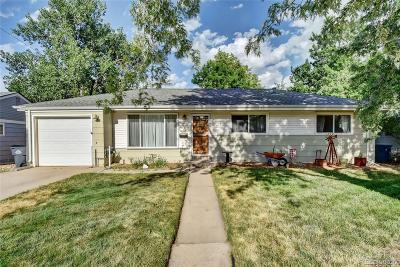 Littleton CO Single Family Home Active: $395,000