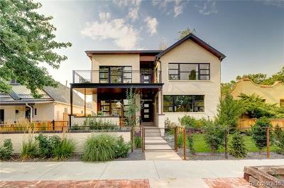 Single Family Home Active: 5030 West 34th Avenue
