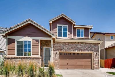 Commerce City Single Family Home Active: 9676 Kalispell Street