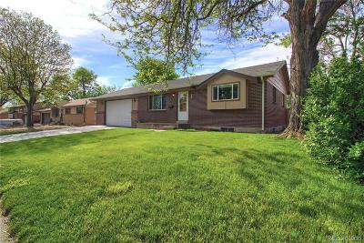 Northglenn Single Family Home Active: 840 Phillips Drive