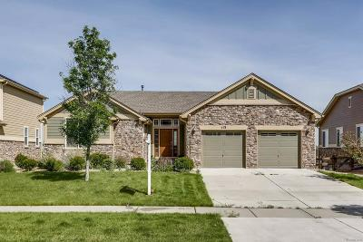 Arapahoe County Single Family Home Active: 413 North Degaulle Court