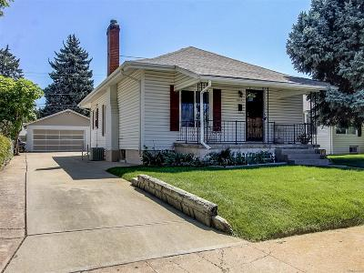 Englewood Single Family Home Active: 3368 South Pearl Street