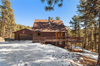 Conifer Single Family Home Under Contract: 23555 Long Arrow Lane