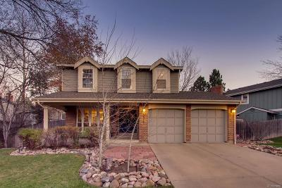 Westminster Single Family Home Under Contract: 3578 Northpark Drive