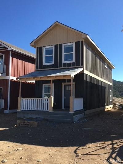 Buena Vista CO Single Family Home Under Contract: $319,591