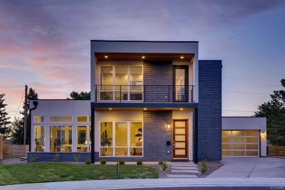 Denver Single Family Home Active: 5407 East Bails Drive