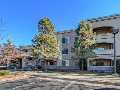 Condo/Townhouse Under Contract: 2451 Kipling Street #209
