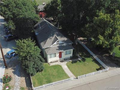 Longmont Single Family Home Active: 836 15th Avenue