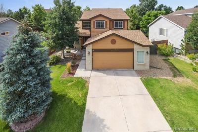 Parker Single Family Home Active: 21912 Whirlaway Avenue
