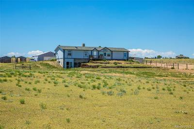 Arapahoe County Single Family Home Under Contract: 2183 South Kyle Circle