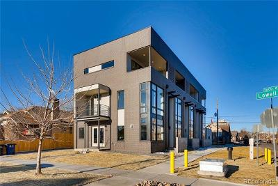 Denver Condo/Townhouse Active: 3608 West Conejos Place