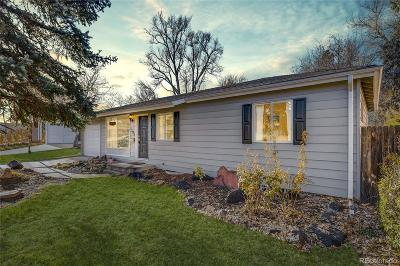 Denver Single Family Home Under Contract: 1295 South Ivanhoe Way