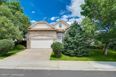 Broomfield Single Family Home Active: 1301 Iris Circle