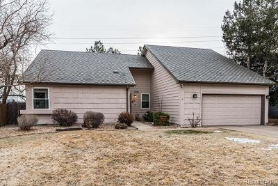 Centennial Single Family Home Active: 7888 South Poplar Way