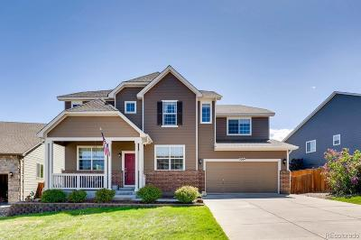 Castle Rock Single Family Home Active: 3264 Falling Star Place