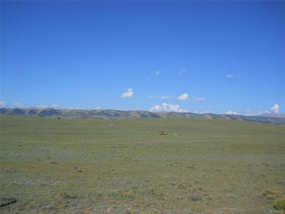 Park County Residential Lots & Land Active: 13761 Elkhorn Road