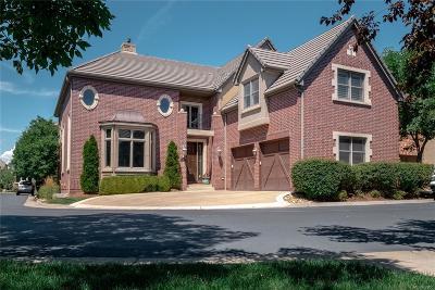 Denver Single Family Home Active: 8643 East Iliff Drive