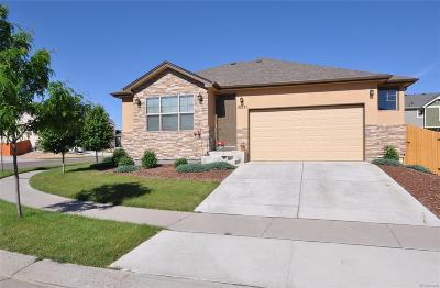 Commerce City Single Family Home Active: 10551 Xanadu Street
