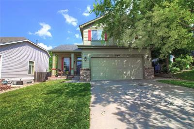 Aurora Single Family Home Under Contract: 4066 South Rome Street