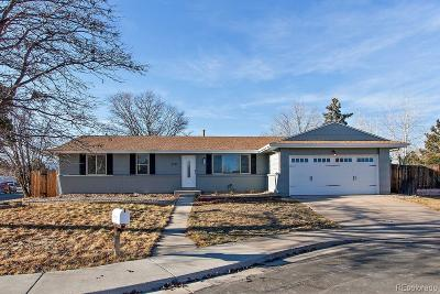 Broomfield Single Family Home Active: 2191 Ridge Drive
