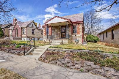 Single Family Home Sold: 3179 West 39th Avenue