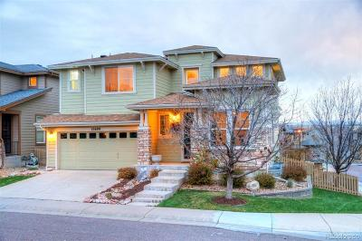 Highlands Ranch Single Family Home Under Contract: 10699 Cedarcrest Circle