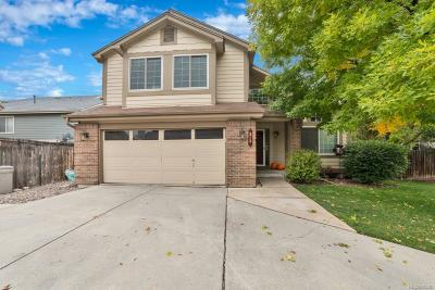 Broomfield Single Family Home Under Contract: 312 Oak Lane