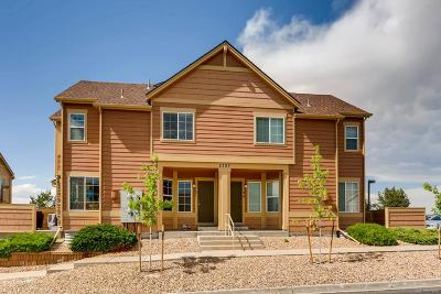 Castle Rock Condo/Townhouse Under Contract: 2387 Cutters Circle #101
