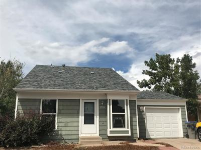 Parker Single Family Home Under Contract: 17761 Squirreltail Place