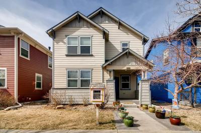 Denver Single Family Home Active: 2659 Syracuse Court